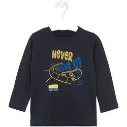 textil Niños Tops y Camisetas Losan 025-1635AL Azul