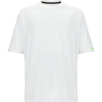 textil Hombre Tops y Camisetas Freddy F0ULTT2 Blanco