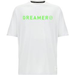 textil Hombre Tops y Camisetas Freddy F0ULTT3 Blanco