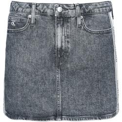 textil Mujer Faldas Calvin Klein Jeans J20J215121 Gris