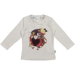 textil Niños Tops y Camisetas Melby 20C0361 Blanco