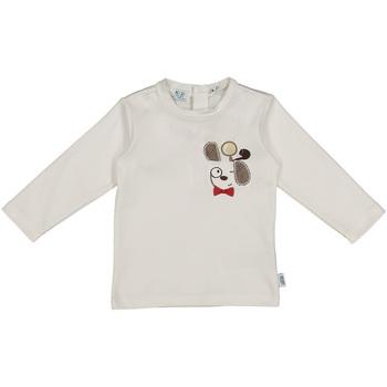 textil Niños Tops y Camisetas Melby 20C2150 Blanco