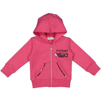 textil Niños Sudaderas Melby 20D2341 Rosado