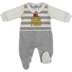 textil Niños Conjuntos chándal Melby 20N2470 Gris