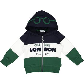 textil Niños Sudaderas Melby 20D0210 Verde