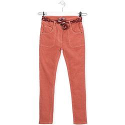 textil Niños Vaqueros slim Losan 024-9005AL Rosado