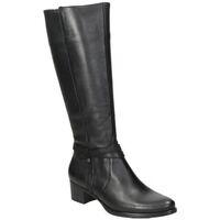 Zapatos Mujer Botas urbanas Dorking BOTAS  D8272 SEÑORA NEGRO Noir