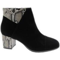 Zapatos Mujer Low boots Soffice Sogno SOSO20682ne nero