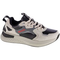 Zapatos Hombre Zapatillas bajas Big Star GG174464 Negros, Grises, Beige