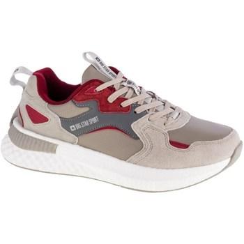Zapatos Hombre Zapatillas bajas Big Star GG174463 Grises, Beige