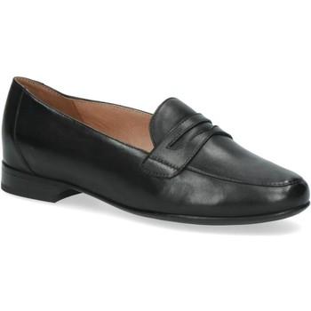 Zapatos Mujer Mocasín Caprice Tacones bajos Casual Negro Black