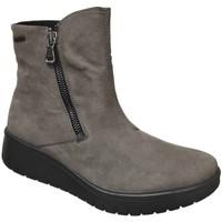 Zapatos Mujer Botines Romika Westland Calais 61 gris pardo