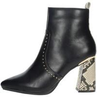Zapatos Mujer Botines Menbur 21962 Negro