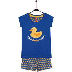 textil Niña Pijama Admas DUCKY AZUL