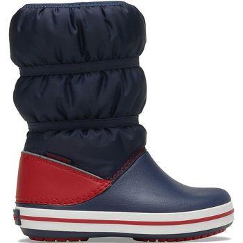 Zapatos Niños Botas de agua Crocs Crocs™ Crocband Winter Boot Kid's 8