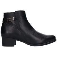 Zapatos Mujer Botines Calmoda 1109 NAPA NEGRO Mujer Negro noir