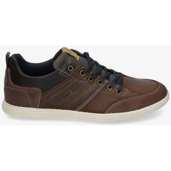 Zapatos Hombre Deportivas Moda Bullboxer 499-K2-4985A Marrón