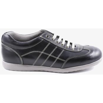 Zapatos Hombre Deportivas Moda Traveris 24102 Negro