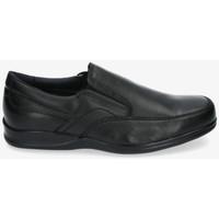 Zapatos Hombre Mocasín Traveris 16127 Negro