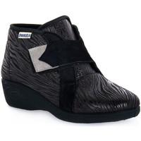 Zapatos Mujer Zapatillas altas Emanuela 2302 VOX NERO Nero