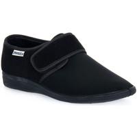 Zapatos Hombre Pantuflas Emanuela 985 NERO PANTOFOLA Nero