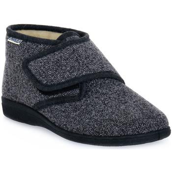 Zapatos Hombre Pantuflas Emanuela 995 EDGAR GRIGIO Grigio