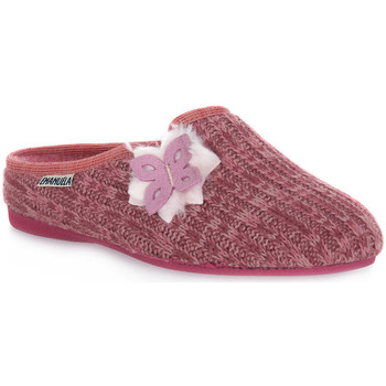 Zapatos Mujer Pantuflas Emanuela 1559 LAIZE Rosa