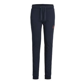 textil Niño Pantalones de chándal Jack & Jones JJIGORDON JJSHARK SWEAT PANT Marino