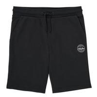 textil Niño Shorts / Bermudas Jack & Jones JJI SHARK JJSWEAT Negro