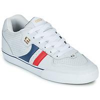 Zapatos Hombre Zapatillas bajas Globe ENCORE-2 Blanco / Azul / Rojo