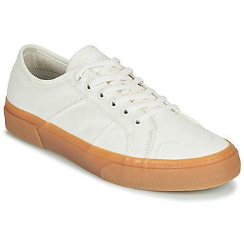 Zapatos Hombre Zapatillas bajas Globe SURPLUS Blanco