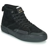Zapatos Hombre Zapatillas altas Globe LOS ANGERED II Negro