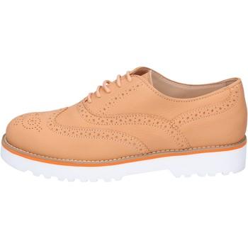 Zapatos Mujer Derbie & Richelieu Hogan Elegantes Cuero marrón
