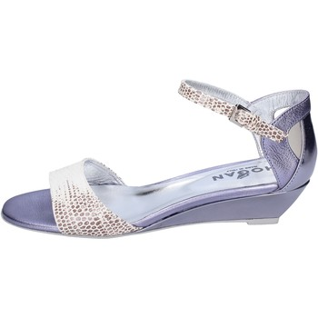 Zapatos Mujer Sandalias Hogan BK662 Blanco