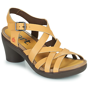Zapatos Mujer Sandalias Art ALFAMA Beige