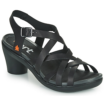 Zapatos Mujer Sandalias Art ALFAMA Negro