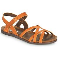 Zapatos Mujer Sandalias Art LARISSA Marrón