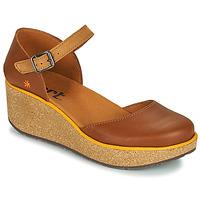 Zapatos Mujer Zuecos (Mules) Art PARMA Marrón