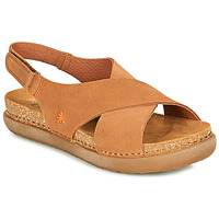 Zapatos Mujer Sandalias Art RHODES Marrón