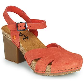 Zapatos Mujer Zapatos de tacón Art SOHO Coral