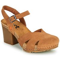 Zapatos Mujer Zapatos de tacón Art SOHO Marrón
