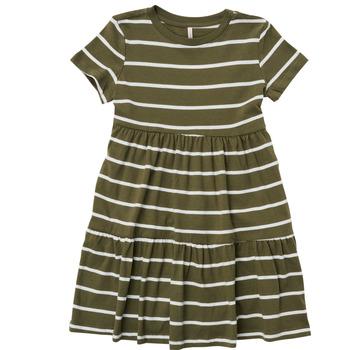 textil Niña Vestidos cortos Only KONMAY Multicolor