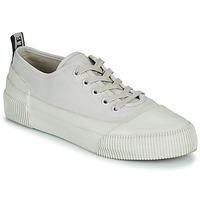 Zapatos Mujer Zapatillas bajas Aigle RUBBER LOW W Blanco