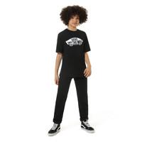textil Niños Camisetas manga corta Vans VANS CLASSIC TEE Negro