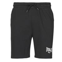 textil Hombre Shorts / Bermudas Everlast CLIFTON Negro