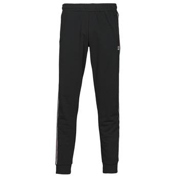 textil Hombre Pantalones de chándal Fila HEMI Negro