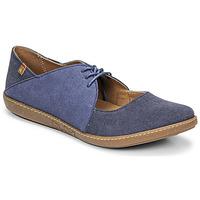 Zapatos Mujer Bailarinas-manoletinas El Naturalista CORAL Azul