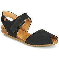 Zapatos Mujer Sandalias El Naturalista STELLA Negro