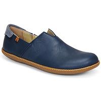 Zapatos Hombre Slip on El Naturalista EL VIAJERO Azul