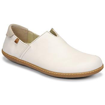 Zapatos Slip on El Naturalista EL VIAJERO Blanco